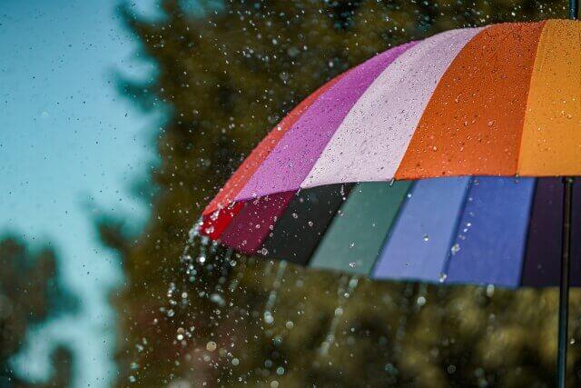 梅雨前線とは?気象予報士が簡単に図解で解説!